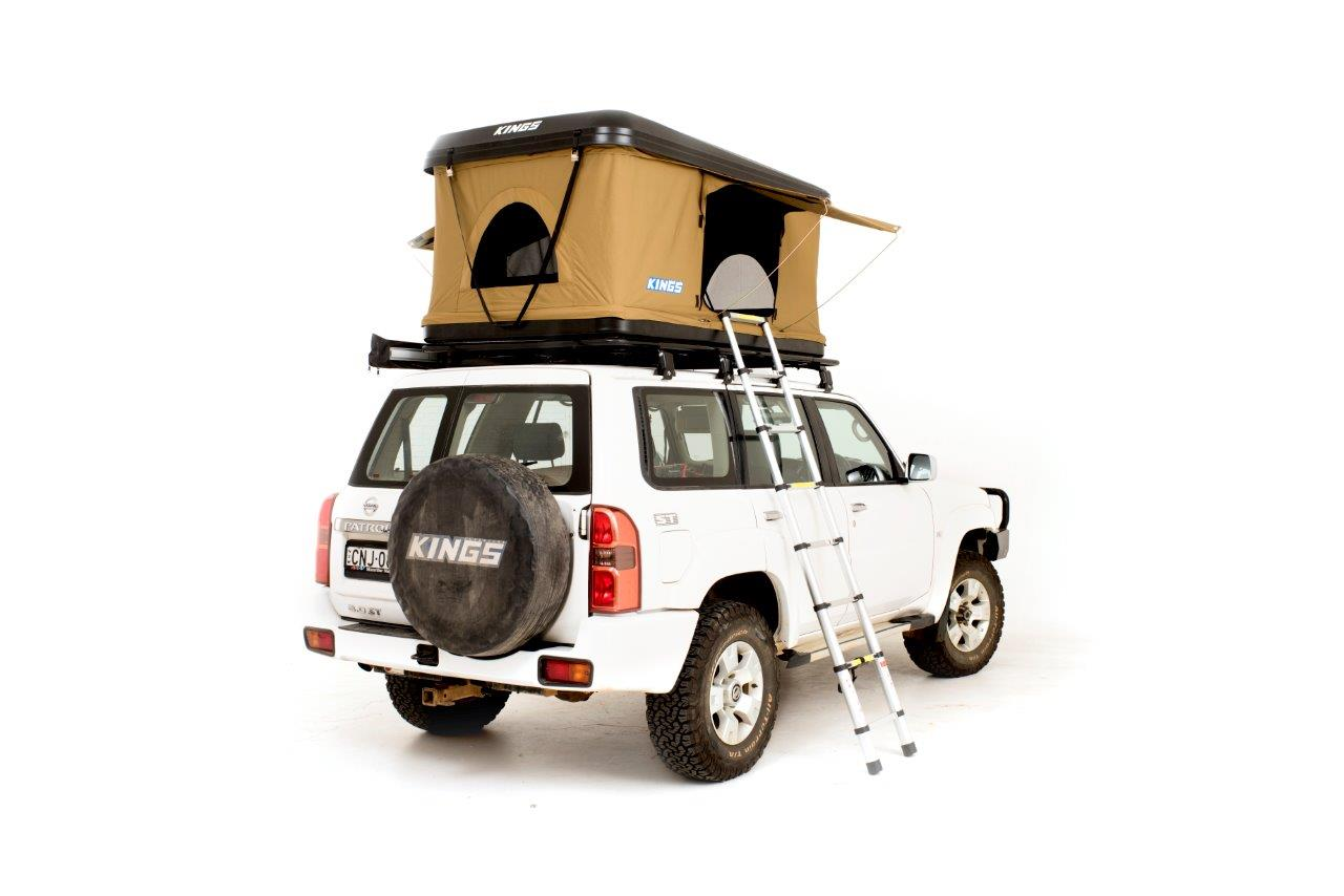 Adventure Kings Roof Top Tent Weight kwiky hard shell rooftop tent | 2min setup | 100% waterproof | 50mm  mattress | adventure kings