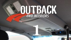Outback 4wd interiors