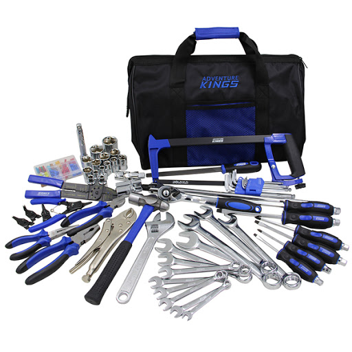 Adventure Kings Ultimate Bush Mechanic Tool Kit