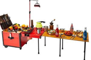 Essential Equipment for Camping Cooking